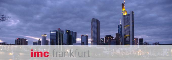 IMC 2012 in Frankfurt am Main