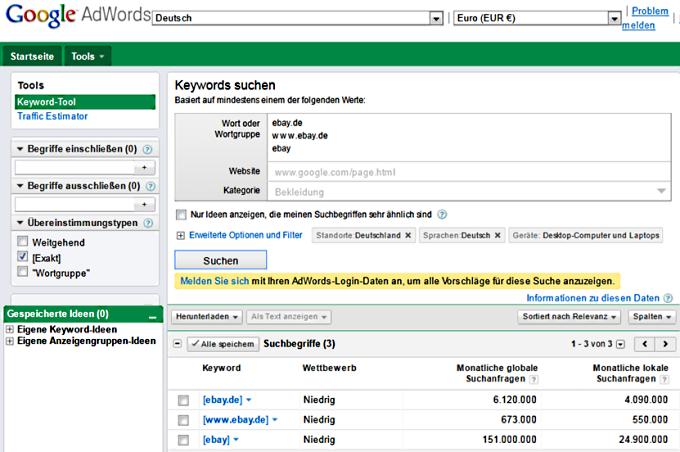 suche-keyword-ebay