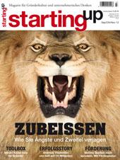 StartingUp Cover 09