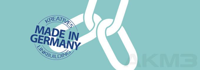 44 kreative Linkbuilding-Ideen made in Germany