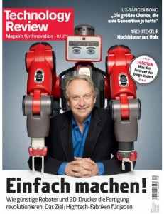 Andre Alpar Presse Technology Review