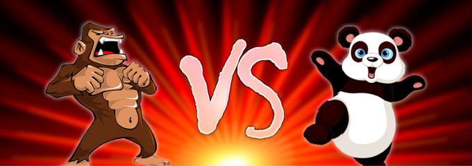 King Content vs Panda