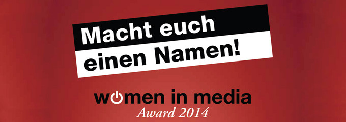 women in media Award