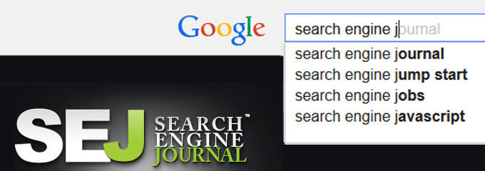 Search Engine Journal Google Suggest