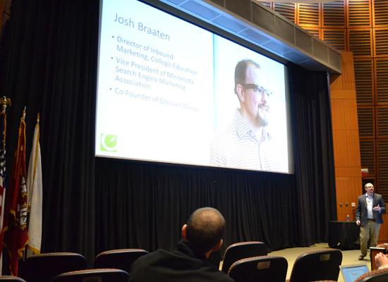 Josh Braaten Data Driven Companies