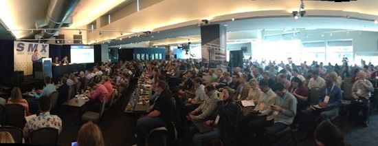 SMX Seattle 2014 Saal
