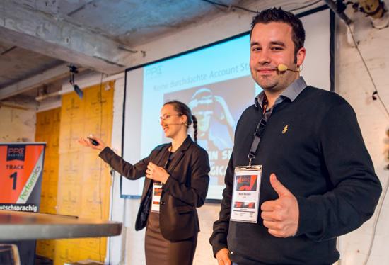 Jennifer Bölitz und Maik Metzen - PPCMasters 2015