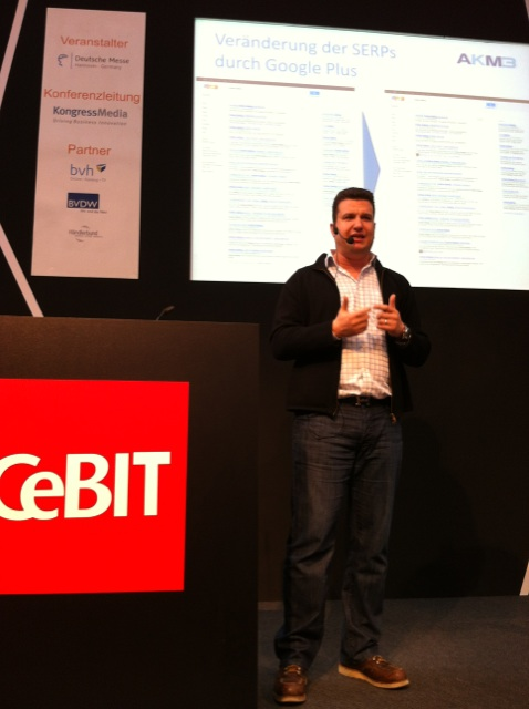 eCommerce Forum der CeBIT