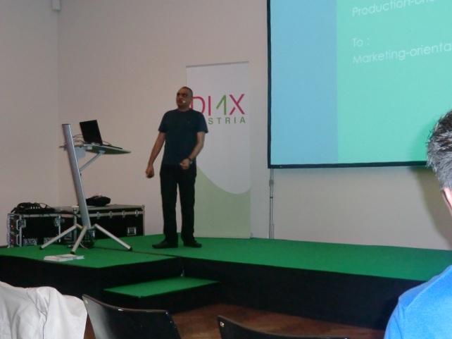 DMX Austria Keynote