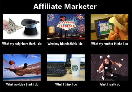 Erklärungen zu Affiliate Marketing